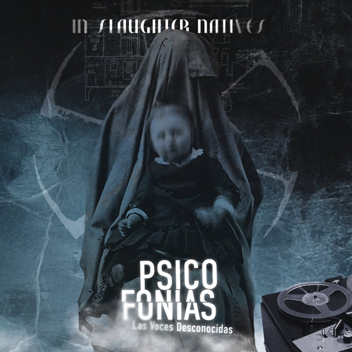 IN SLAUGHTER NATIVES Psicofonias-Las Voces Desconodias [2nd edition] CD Digipack 2018