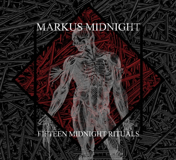 MARKUS MIDNIGHT Fifteen Midnight Rituals CD Digipack 2018 LTD.500