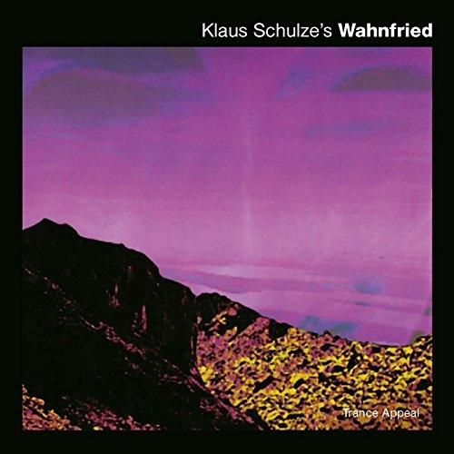 KLAUS SCHULZE'S WAHNFRIED Trance Appal CD Digipack 2018