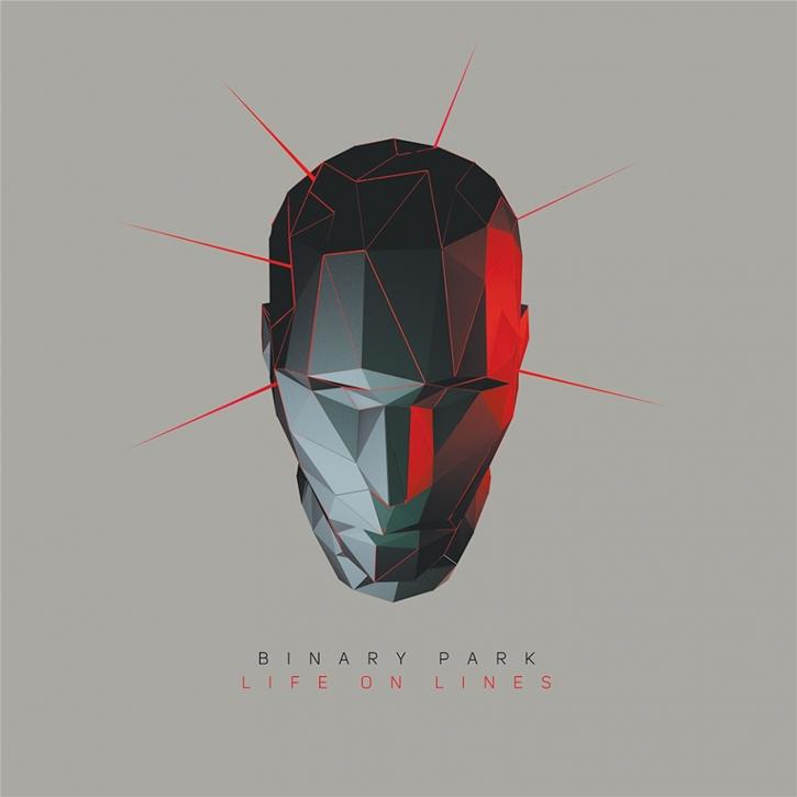 BINARY PARK Life on Lines CD Digipack 2018