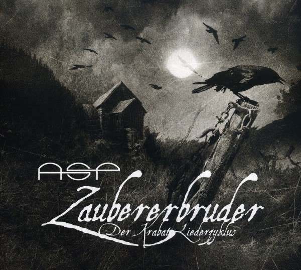 ASP Zaubererbruder (10 Jahre Jubiläumsedition) 2CD 2018