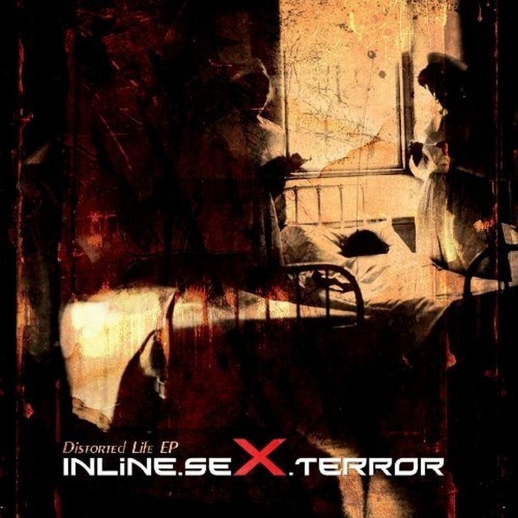 INLINE SEX TERROR Distorted Life CD 2010