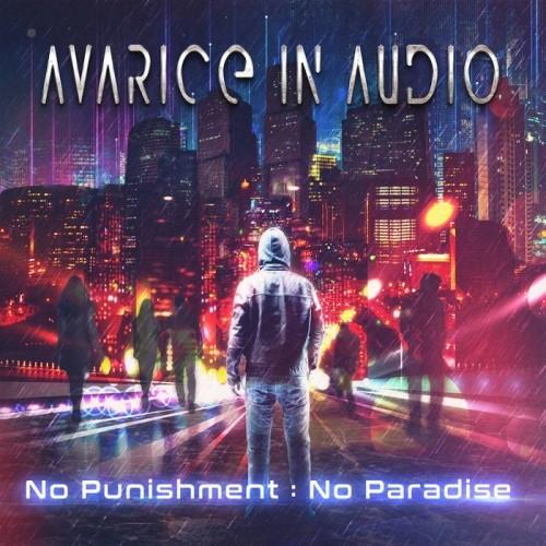 AVARICE IN AUDIO No Punishment – No Paradise CD 2018