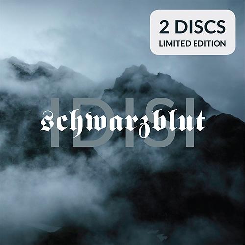 SCHWARZBLUT Idisi LIMITED 2CD Digipack 2018