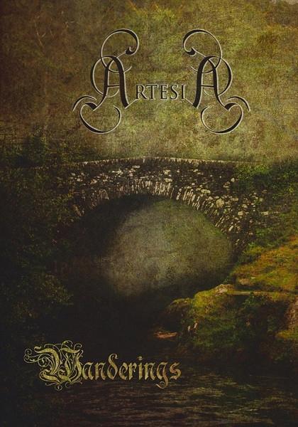 ARTESIA Wanderings LIMITED CD A5 Digipack 2011