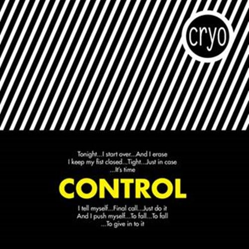 CRYO Control EP CD 2018 LTD.500