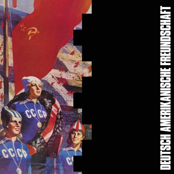 D.A.F. (Deutsch Amerikanische Freundschaft) Die Kleinen Und Die Bösen LP VINYL 2018 DAF