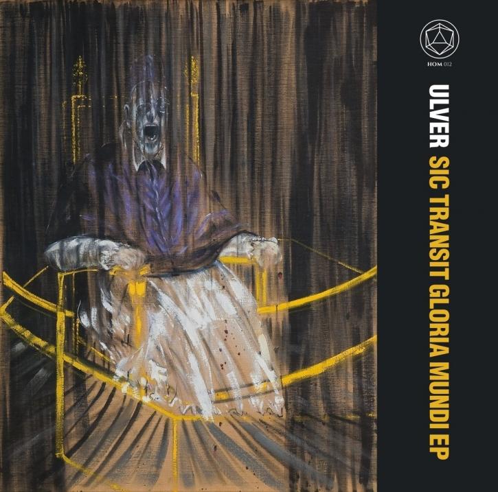 ULVER Sic Transit Gloria Mundi EP CD 2018 (VÖ 13.04)