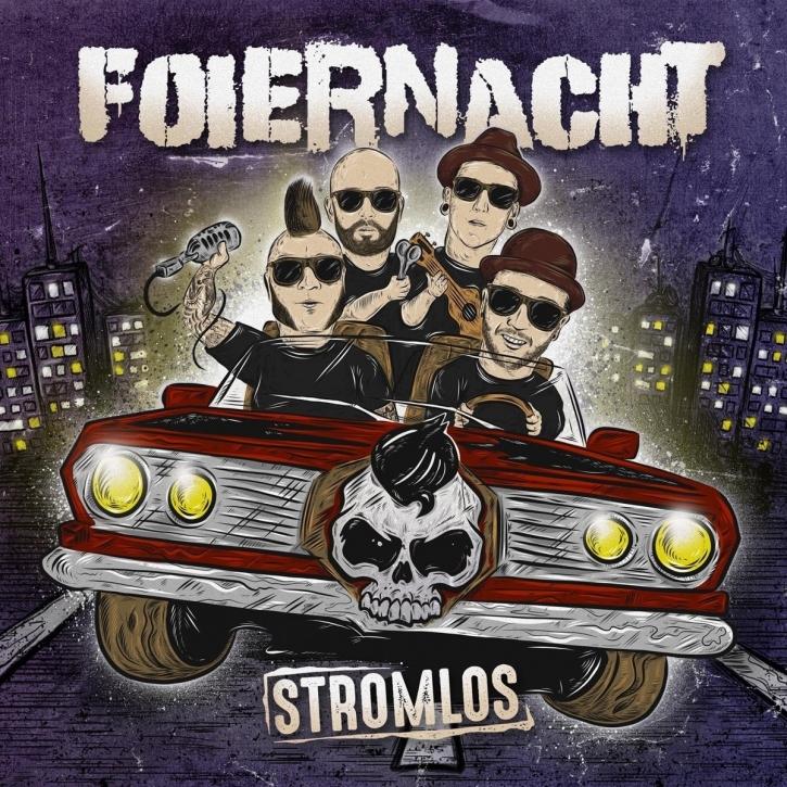 FOIERNACHT Stromlos CD Digipack 2018