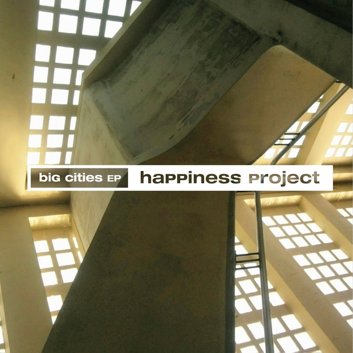 HAPPINESS PROJECT Big Cities EP LIMITED CD Digipack 2018
