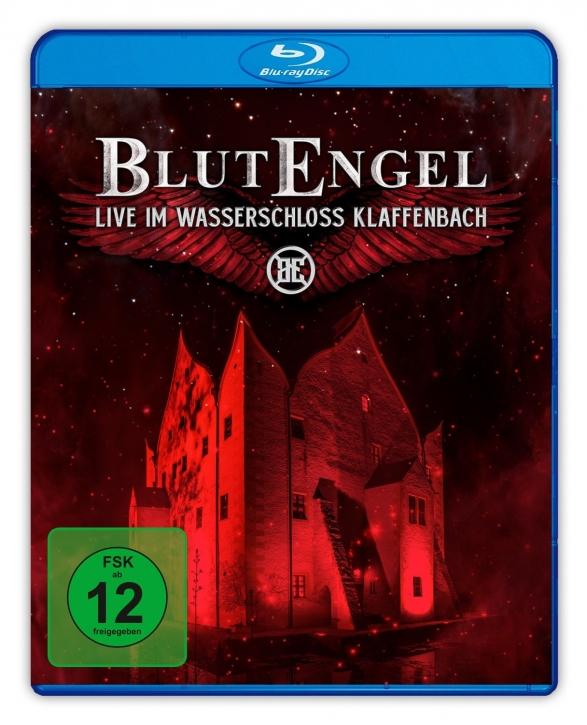 BLUTENGEL Live Im Wasserschloss Klaffenbach BLU-RAY 2018
