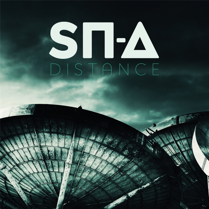 SN-A Distance CD 2018 (X MARKS THE PEDWALK)