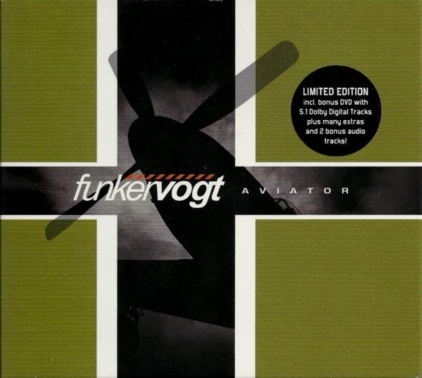FUNKER VOGT Aviator LIMITED CD+DVD Digipack 2007