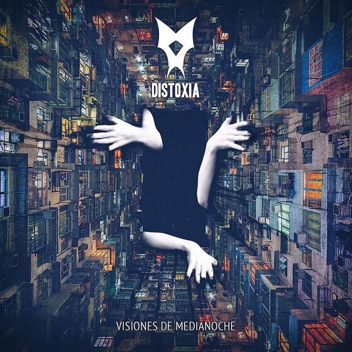 DISTOXIA Visiones De Medianoche CD Digipack 2018 LTD.150