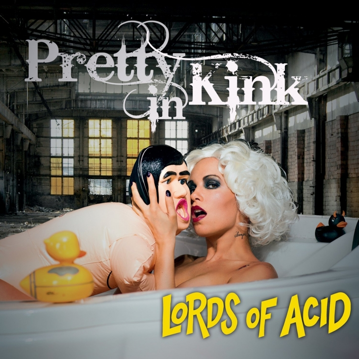 LORDS OF ACID Pretty in Kink (Special Edition) LIMITED 2LP VINYL 2018