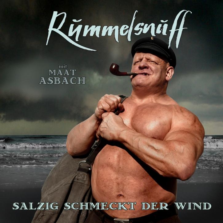 RUMMELSNUFF Salzig Schmeckt Der Wind LIMITED 2LP VINYL+MP3 2018 (VÖ 25.05)