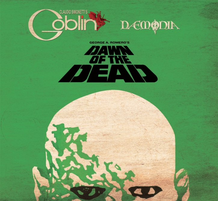Claudio Simonetti's GOBLIN Dawn of the Dead 2CD Digipack 2018 (VÖ 08.06)