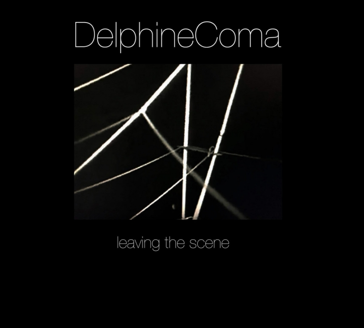 DELPHINE COMA Leaving The Scene CD Digipack 2018