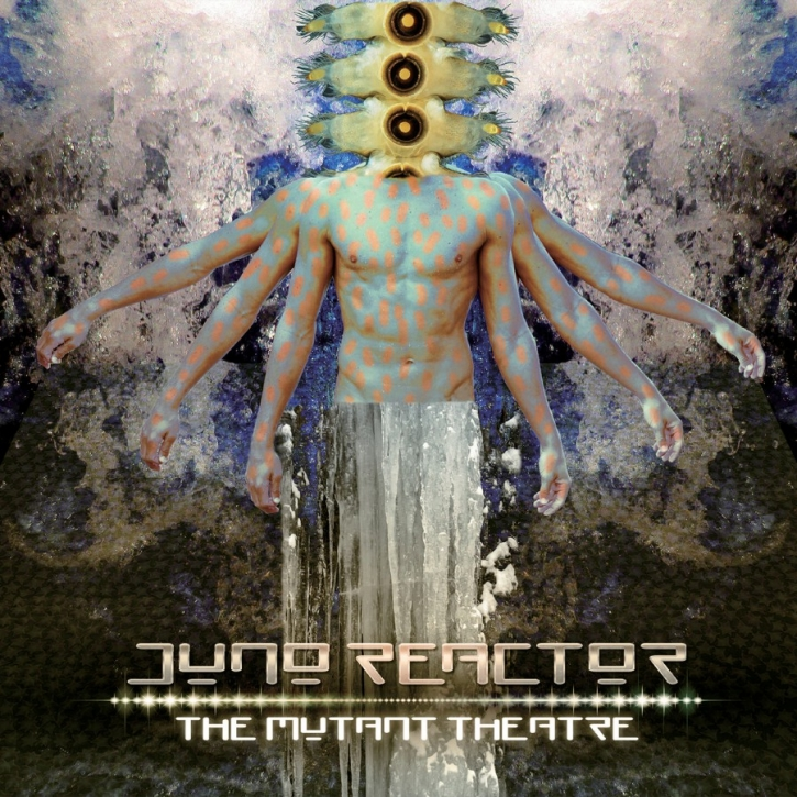 JUNO REACTOR The Mutant Theatre LIMITED 2LP VINYL 2018 (VÖ 22.06)