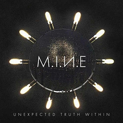 M.I.N.E Unexpected Truth Within CD Digipack 2018 (CAMOUFLAGE)