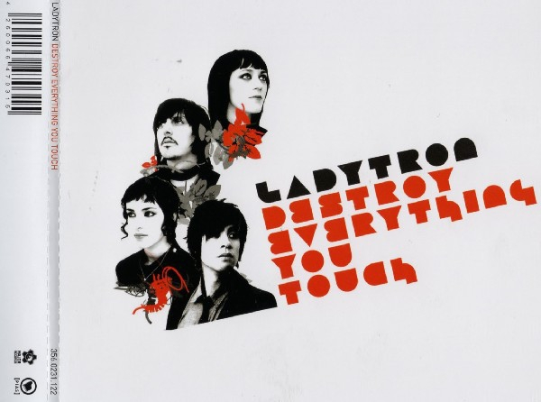 Only one free item can be redeemed per order! LADYTRON Destroy Everything You Touch MCD 2007