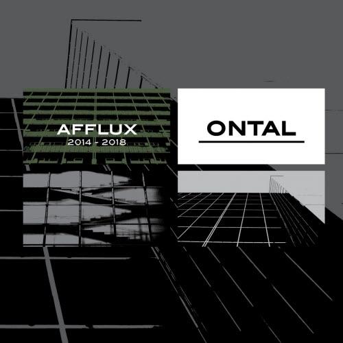 ONTAL Afflux 2014-2018 CD Digipack 2018 HANDS