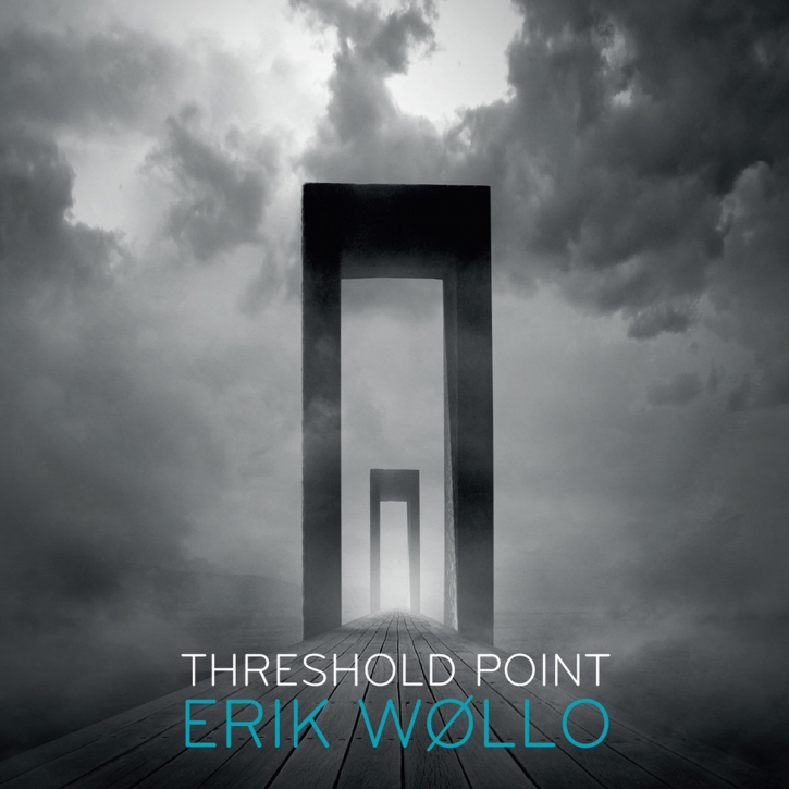 ERIK WOLLO Threshold Point LIMITED CD Digipack 2018