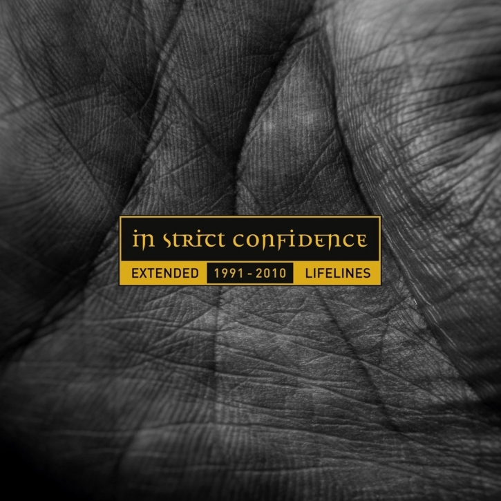 IN STRICT CONFIDENCE Extended Lifelines 1-3 (1991-2010) 3CD BOX 2018