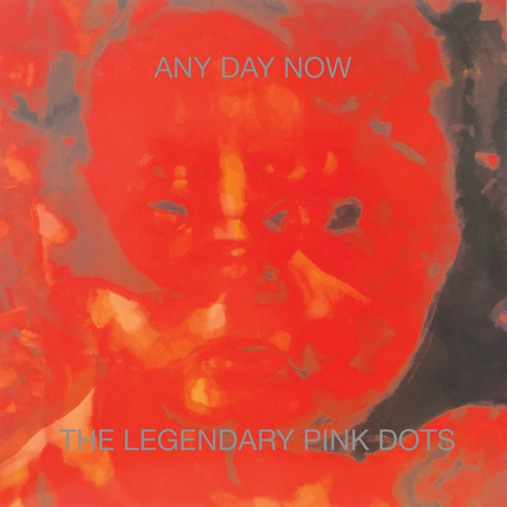 THE LEGENDARY PINK DOTS Any Day Now 2LP VINYL 2018 (VÖ 22.06)