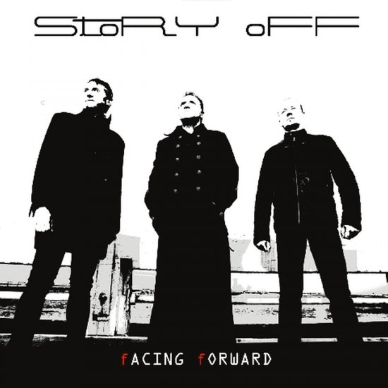 STORY OFF Facing Ground CD Digipack 2018
