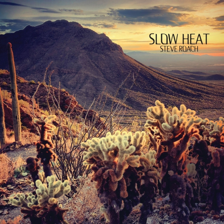 STEVE ROACH Slow Heat (20th Anniversary Remastered Edition) CD Digipack 2018