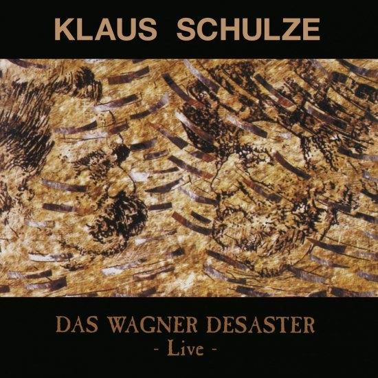 KLAUS SCHULZE Das Wagner Desaster-Live (Bonus Edition) 2CD Digipack 2018