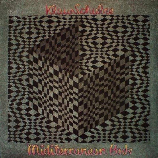 KLAUS SCHULZE Miditerranean Pads CD Digipack 2018