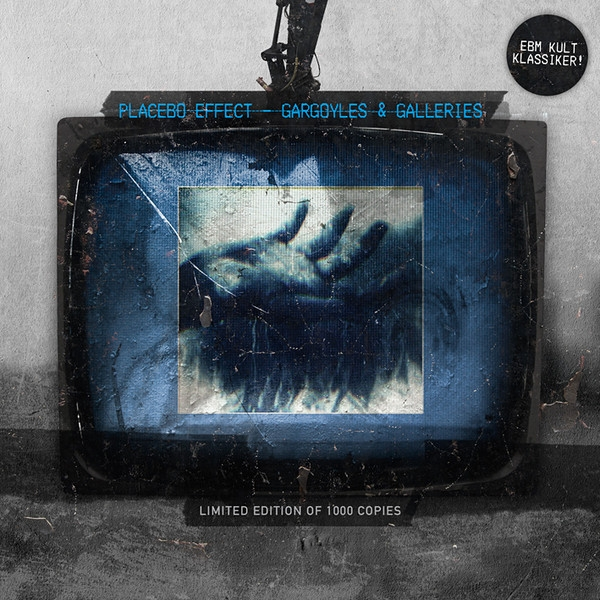 PLACEBO EFFECT Gargoyles & Galleries CD 2011 LTD.1000 PART 22