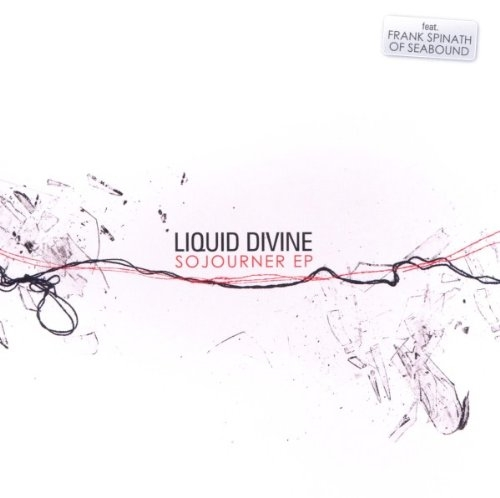 LIQUID DIVINE Sojourner E.P. CD 2011 LTD.500