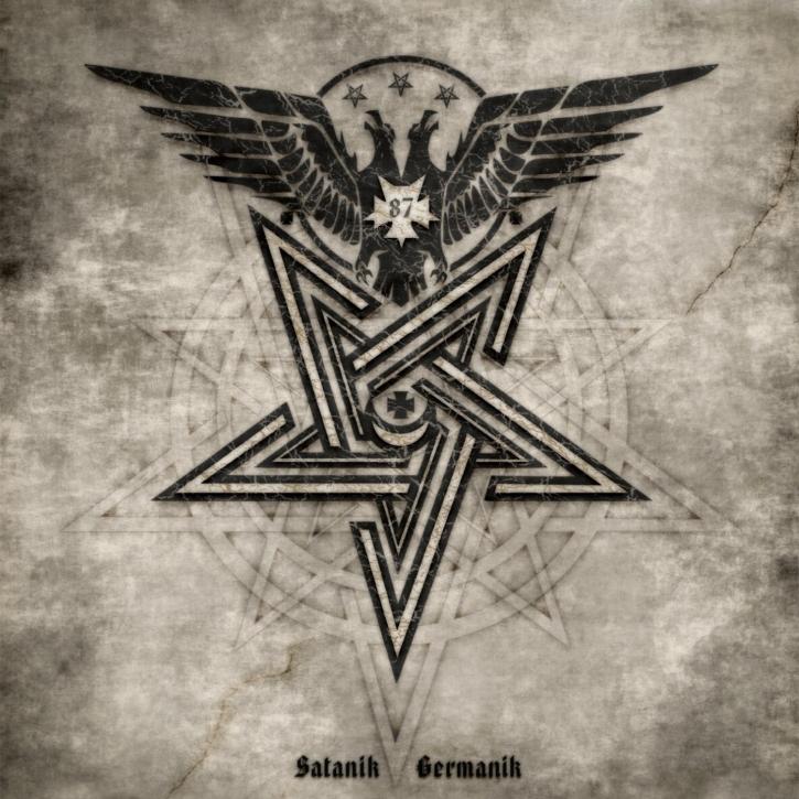 HANZEL UND GRETYL Satanik Germanik CD 2018