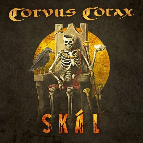CORVUS CORAX Skal CD Digipack 2018
