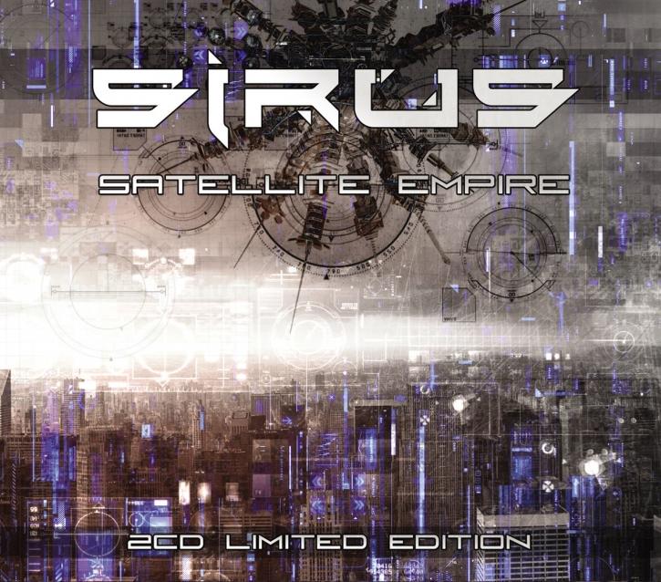 SIRUS Satellite Empire 2CD Jewelcase 2018 LTD.100