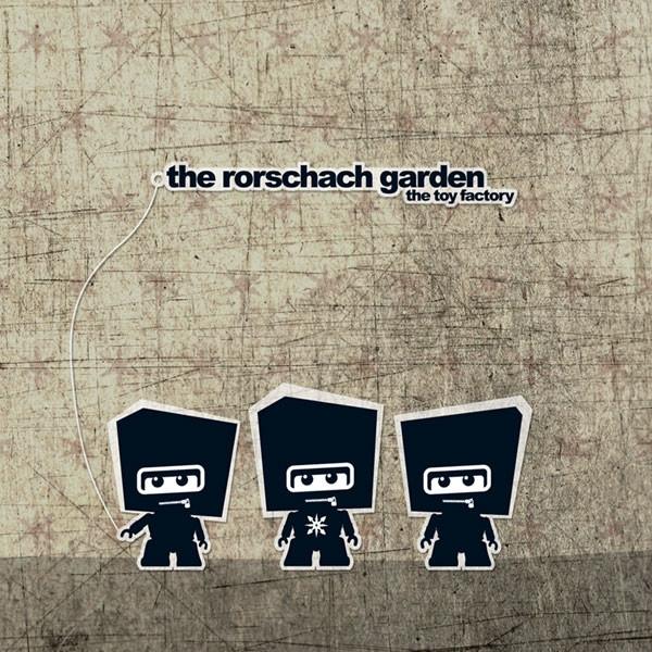 THE RORSCHACH GARDEN The Toy Factory CD 2007