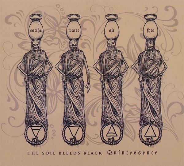 THE SOIL BLEEDS BLACK Quintessence CD Digipack 2011