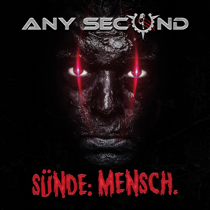 ANY SECOND Sünde: Mensch 2CD 2018 (AGONOIZE)