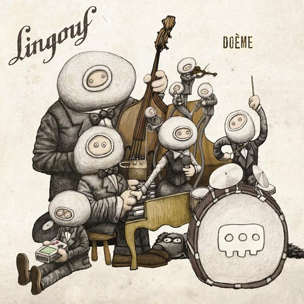 LINGOUF Doeme CD 2011 ant-zen