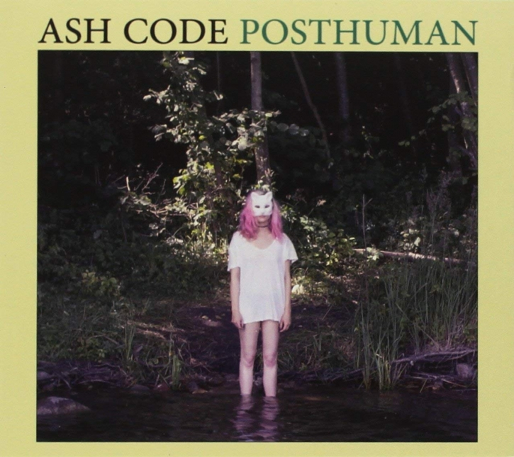 ASH CODE Posthuman [2nd + 4 bonus] CD Digipack 2018