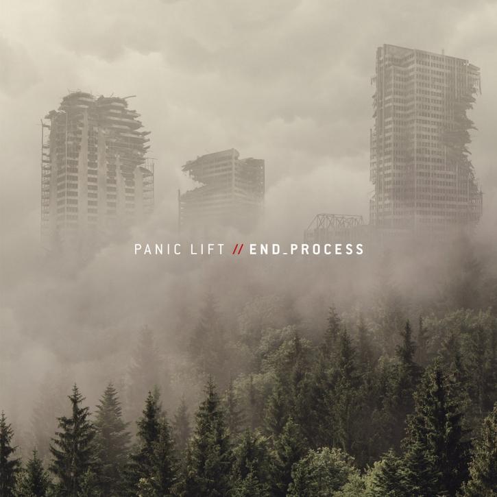 PANIC LIFT End_Process CD 2018