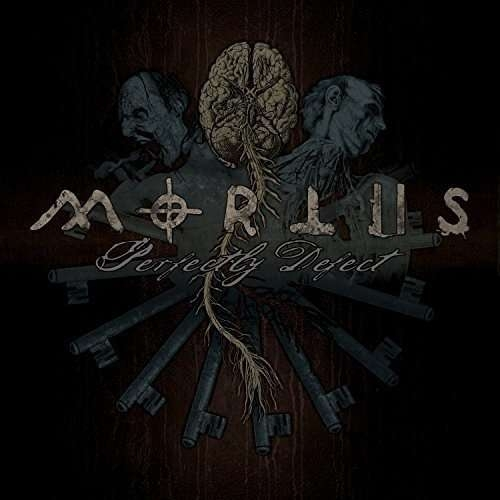 MORTIIS Perfectly Defect CD Digipack 2018