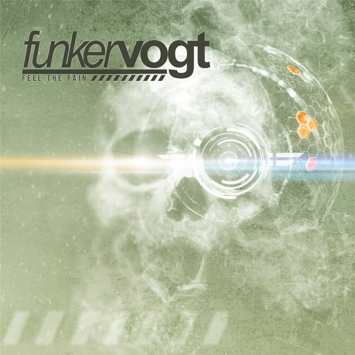FUNKER VOGT Feel The Pain LIMITED CD Digipack 2018