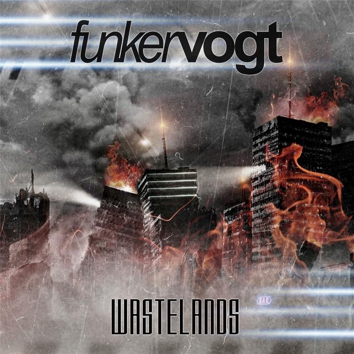 FUNKER VOGT Wastelands CD 2018