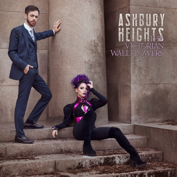 ASHBURY HEIGHTS The Victorian Wallflowers CD 2018