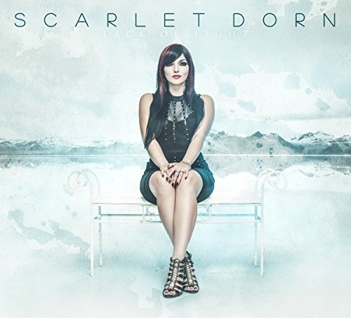 SCARLET DORN Lack Of Light CD Digipack 2018