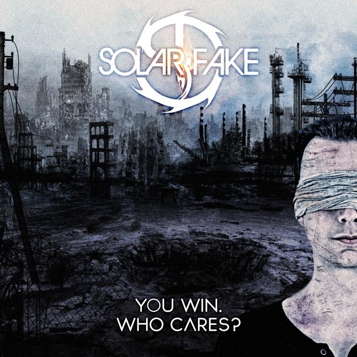 SOLAR FAKE You Win. Who Cares? CD 2018